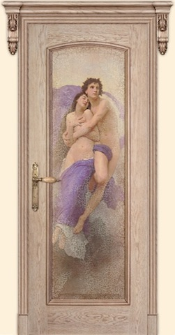 Селена - фреска