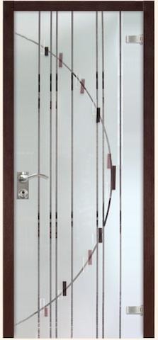 Рандеву - триплекс зеркало Рандеву, <br>цвет - венге