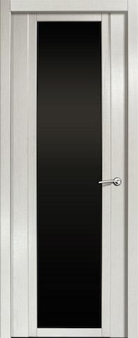 QdoX - со стеклом черным <br>триплекс, <br>цвет - ясень жемчуг