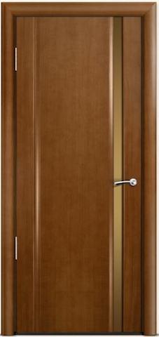 Omega 2 - узкое бронзовое стекло, <br>цвет - по шпону