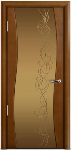 Omega - стекло фантазия бронзовое, <br>цвет - анегре