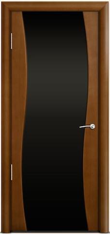 Omega - стекло широкое черное, <br>цвет - анегре