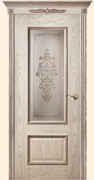 Версаль с декором <br>цвет - патина