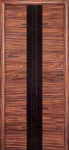 Соната - с черным стеклом триплекс, бразильский палисандр