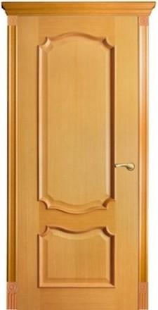 Межкомнатные двери Оникс Венеция - глухая, <br>цвет - анегре