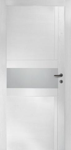 Porta Unica E2 - со стеклом матовым, <br>цвет - перламутр