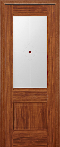 1-2Х со стеклом<br>цвет - Оpex Амари