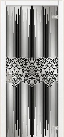 Жаклин - триплекс-зеркало Жаклин, <br>цвет - карколет перламутр