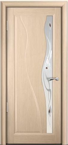 Ирен - со стеклом Ирен, <br>цвет - беленый дуб