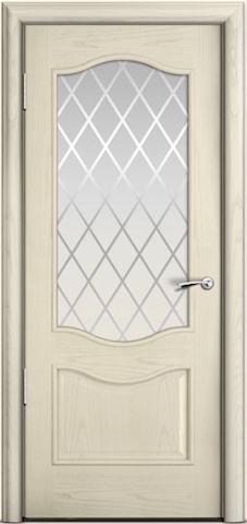 Марсель - стекло Готика, <br>цвет - ясень жемчуг