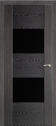 Парма - с черным стеклом триплекс, абрикос