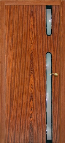 Рондо - со стеклом, <br>цвет - бразильский палисандр