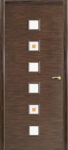Оникс двери Вега - со стеклом