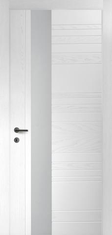Porta Unica H1 - со стеклом матовым, <br>цвет - перламутр